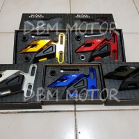 Cover Kaliper Black Diamond For Yamaha Nmax 2020