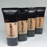 Loreal infallible pro-matte up to 24hour 30ml