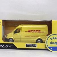 Diecast RMZ City Mercedes Benz DHL Express Sprinter Original Sealed PB