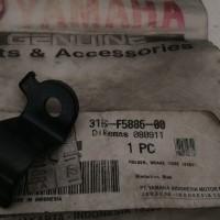 Holder bracket hose / cakopan selang rem New jupiter z original