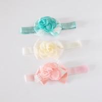 Rose Lace Bandana - Bando Headband Bayi Fashion KOREA ASLI Premium Top