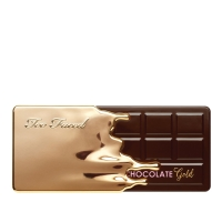 Too faced chocolate gold metallic/mater eyeshadow palette