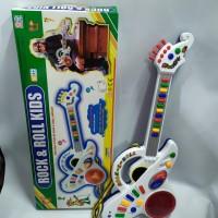 Mainan Jual murah Gitar Rock n Roll Kids
