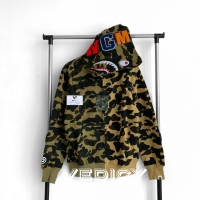 SALE HOODIE JAKET BAPE A BATHING APE SHARK DUAL CAMO SUPER MIRROR 1:1