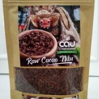 Cau Organic Raw Cacao Nibs Cocoa Nibs Chocolate Biji Coklat Baking