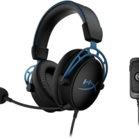 HyperX Cloud Alpha S Gaming Headset Hyper X Cloud Alpha S Kingston