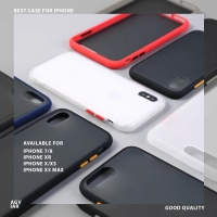 Contrast Color Case iPhone 7 / 8 / X / XS / XR / XS MAX