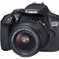 Canon eos 1300D kit 18-55 MM is