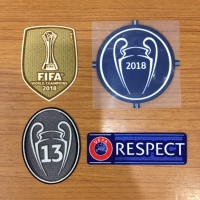 Original Patch Real Madrid 2018-19 UCL