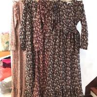 Baju wanita import bangkok | long dress wanita import