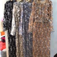 Baju wanita import bangkok | longdress wanita