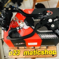 master rem ktc radial plus handle kiri ktc kytaco racing matic kopling