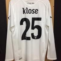 Original Jersey Lazio 2012-13 Away klose BNWT