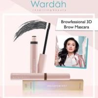 WARDAH INSTAPERFECT 3D BROW MASCARA