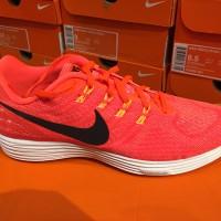 Nike Lunartempo 2 Orange Original Sepatu Olahraga Running Fitness Pria
