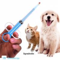 Feeding Kit Pelontar Kapsul Kucing Anjing Pelontar Pil Kucing Anjing