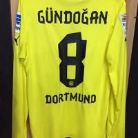 Original Jersey Dortmund 2012-13 Gundogan Used