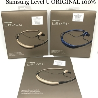Headset Bluetooth Stereo Samsung Level U Series Original Earphone