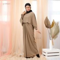 Gamis/woolpeach grade A/maxy dress