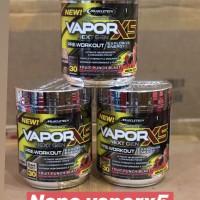 Muscletech nano vapor x5 30 serving preworkout curse rave assault