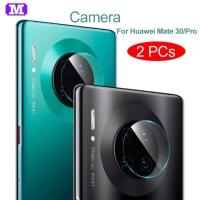 MAXFEEL Soft Tempered Glass Camera Kamera Mate 30 Pro Mate 30 isi 2Pcs