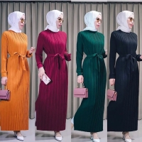 Baju wanita import bangkok longdress wanita import