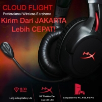 Kingston HyperX Cloud Flight Wireless Gaming Headset