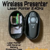 Laser Pointer 2.4GHz Wireless Presenter Cursor Control PACKAGE