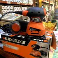 Mesin Amplas Black & Decker KA171