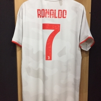 Original Jersey Juventus Away 2019-20 Ronaldo BNWT