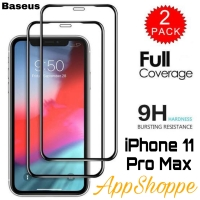 Baseus Full Coverage Tempered Glass 0.3mm iPhone 11 Pro Max ORIGINAL