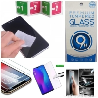 Tempered Glass Xiaomi Redmi Note 2 Anti gores kaca screen protector