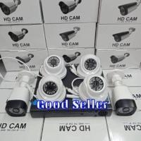 Paket CCTV AHD 6 CAMERA 4MP Full HD 1080P Kompli