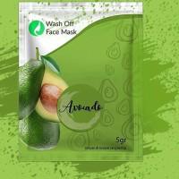 Masker Organic Avocado Go Kefir