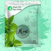 Masker Organic Mint Go Kefir