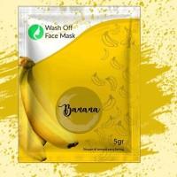 Masker Organic Banana Go Kefir