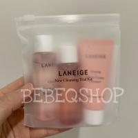 [Laneige] New cleansing trial kit (3pcs)