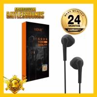 Headset Stereo Full Bass Cocok Untuk Gaming Garansi 2 Tahun - Hitam