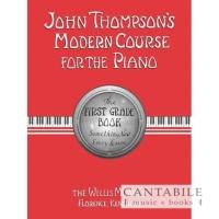 Buku John Thompson's Modern Course for the Piano (First Grade)