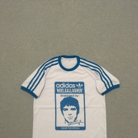 Kaos Ringer Noel Gallagher Not Adidas Spezial
