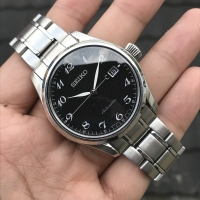 Seiko black dial JDM automatic watch only