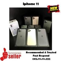 [ Dual Sim ] IPHONE 11 128gb Black White Red Yellow Green Purple