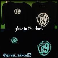 Sablon Satuan Glow in The dark