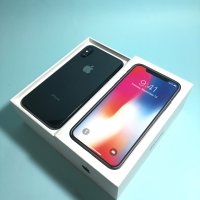 (SECOND) Iphone X 256 GB Space Gray - Like New