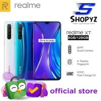 REALME XT 64MP QUAD CAMERA - 8GB 128GB - 8/128 - GARANSI RESMI REALME - Pearl White