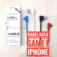 Kabel Data Charger T Bone Gaming Game L Iphone 1M Meter