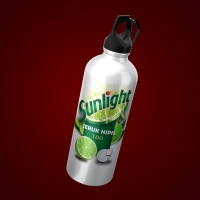 Tumblr Grade [A] sunlight 550ml / botol minum murah