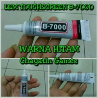 LEM TOUCHSCREEN / LCD B-7000 / B7000 15 ML ( HITAM )