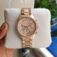 Michael Kors Ritz Rose Gold Watch