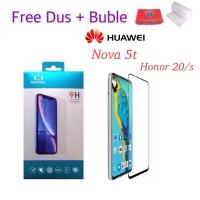 MAXFEEL Tempered Glass Huawei Nova 5T Honor 20 20s FULL Cover Original